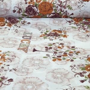 پارچه ملحفه مدل گلدار عرض ۲.۴۰متر-تصویر 5