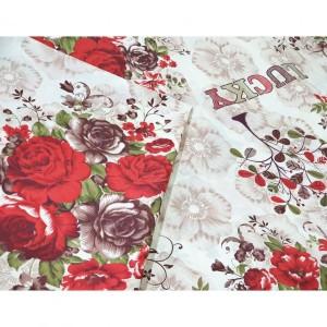 پارچه ملحفه مدل گلدار عرض ۲.۴۰متر-تصویر 2