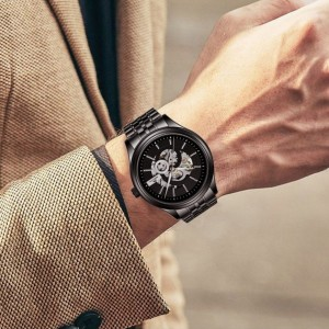 ساعت اتوماتیک مردانه MEGALITH Automatic-تصویر 2