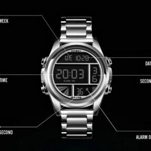 ساعت مردانه SKMEI Dual-تصویر 2
