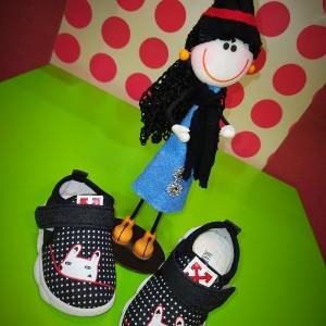 کفش نقلی صدادار( پسرانه و دخترانه)-تصویر 2
