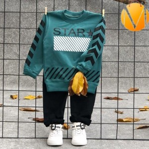 بلوز شلوار ستاره STAR-تصویر 4