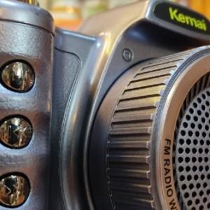اسپیکر طرح دوربین-تصویر 3
