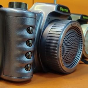 اسپیکر طرح دوربین
