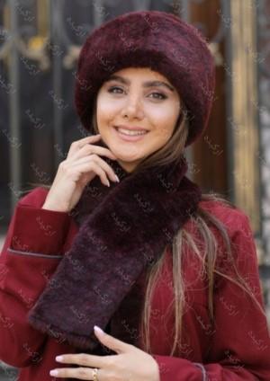 شال کلاه روسی