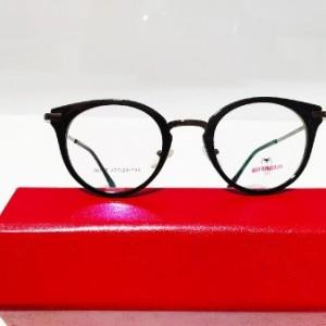 عینک گرد طبی