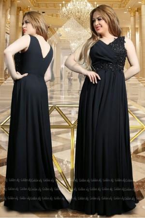 لباس مجلسی شب  رها مدل ترک-تصویر 4