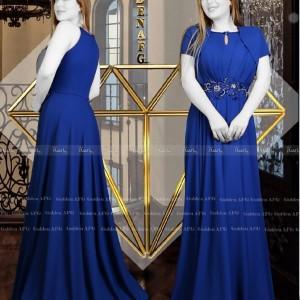لباس مجلسی 2ps نامزدی کاترین مدل ترک-تصویر 4