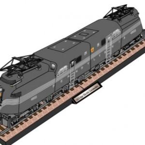 کاردستی قطار الکتریکی-تصویر 4