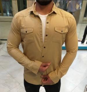 پیراهن  کتان کاغذی-تصویر 2