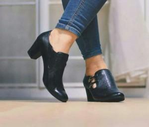 کفش زنانه چرمی دست دوز تبریز