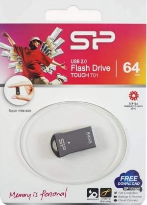 فلش مموری سیلیکون پاور مدل Touch T01 ظرفیت 64 گیگابایت-تصویر 2