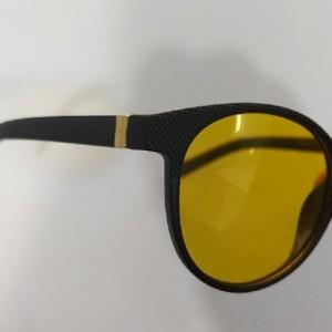 عینک شب دید در شب شیشه زرد-تصویر 2