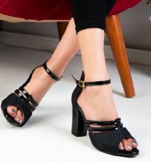 کفش لمه پاشنه دار-تصویر 3