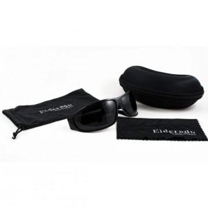 عینک آفتابی الدرادو مدل Full Frame Black-تصویر 4