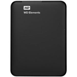 هارد دیسک اکسترنال وسترن دیجیتال Element ظرفیت 1 ترابایت