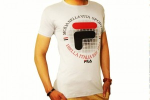 تی شرت FILA