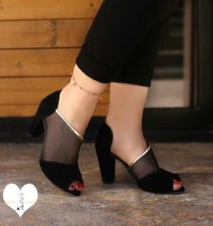 کفش توردار قالب ترک مدل برشکا Ma