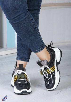 کفش کتانی خارجی اصل رویه تور و اشبالتBa-تصویر 5