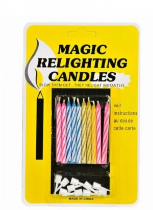 شمع جادوی
