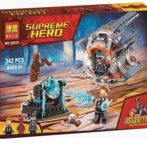 ساختنی بلا مدل Supreme Hero کد 10835
