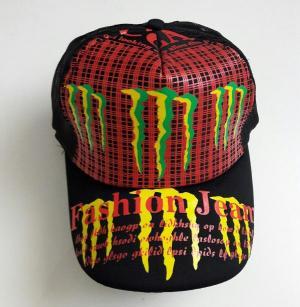 کلاه اسپرت monster