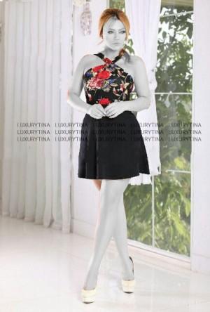پیراهن کوتاه مدل سولماز-تصویر 2
