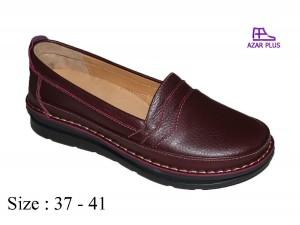 کفش زنانه چرم آنیل-تصویر 3