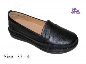 کفش زنانه چرم آنیل-تصویر 4