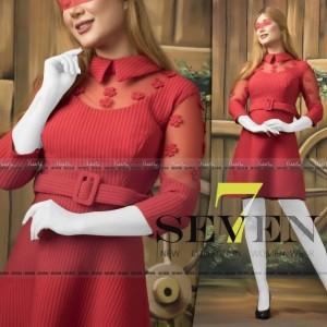 پیراهن مدل آنا-تصویر 3