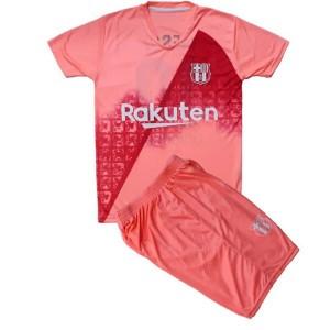 پیراهن و شورت پسرانه بارسلونا