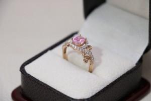 انگشتر ظریف و زیبای نقره-تصویر 2