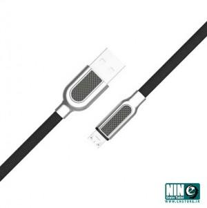کابل شارژ USB-C توتو مدل HAN به طول 1 متر(قرمز)