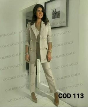 کت شلوار مدل سلنا-تصویر 3