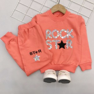 بلوز شلوار دخترانه ROCK STAR-تصویر 2