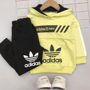 هودی شلوار پسرانه adidas neo-تصویر 4