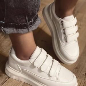 کفش کتونی لژ دار چسپی