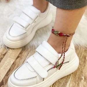 کفش کتونی چسپی