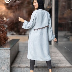 مانتو زنانه سوییت مدل مین-تصویر 4