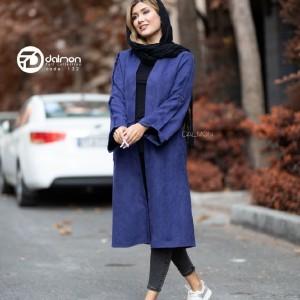 مانتو زنانه سوییت مدل مین-تصویر 3