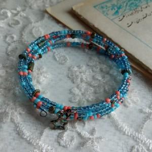 دستبند زنانه قلب قاپ-تصویر 2