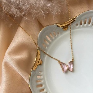 نیم ست کریستالی پروانه-تصویر 2