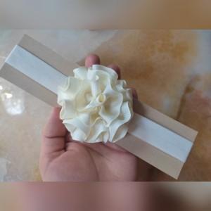 هد بند نوزادی مدل گل-تصویر 2