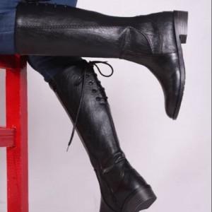 بوت ساق بلند زنانه-تصویر 2