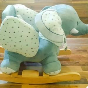 راکر فیل، مبله وپشتی دار-تصویر 3