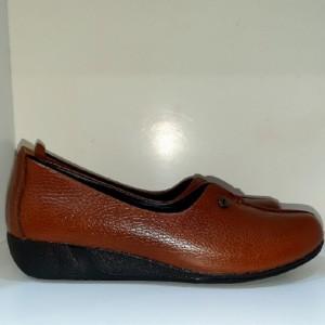 کفش چرم و طبی زنانه جویا