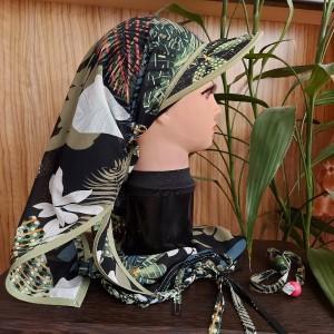 ست اسکارف و کلاه طبیعتگردی-تصویر 4