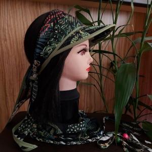 ست اسکارف و کلاه طبیعتگردی-تصویر 3