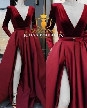لباس مجلسی مهتاب لاکچری-تصویر 2