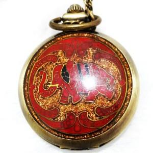 ساعت رو مانتویی گردن آویز-تصویر 4